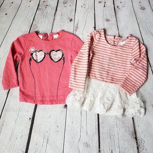 Set of 2 - Bundle of Long Sleeve Shirts